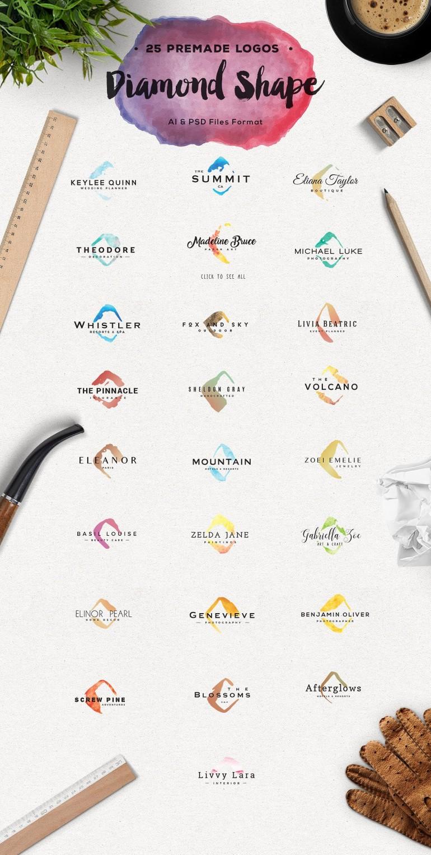 Handmade Brush Logo Creator