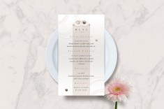 Pearl-minimal wedding