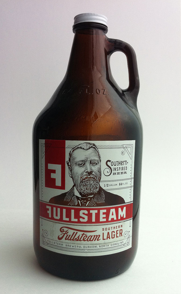 Southern Lager 64 oz. Growler