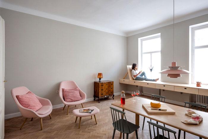 Apartment Renovation in Vienna