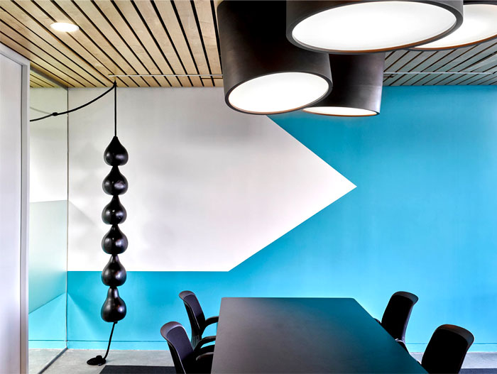 Barrows Office Space Design by Ghislaine Vinas