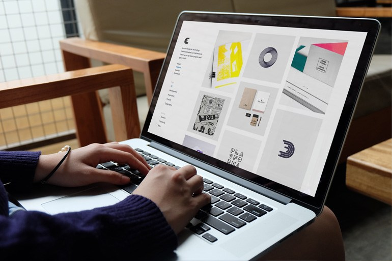 Charmed : Free Minimal Portfolio WordPress Theme