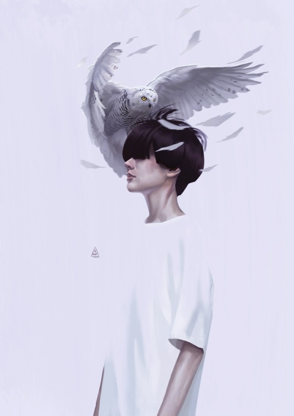 Digital art by Aykut Aydoğdu