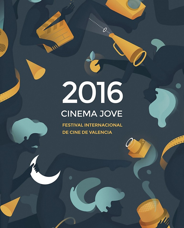 International Film Festival of Valencia campaign