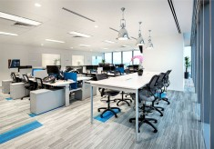 New Office Design by Kyoob-id
