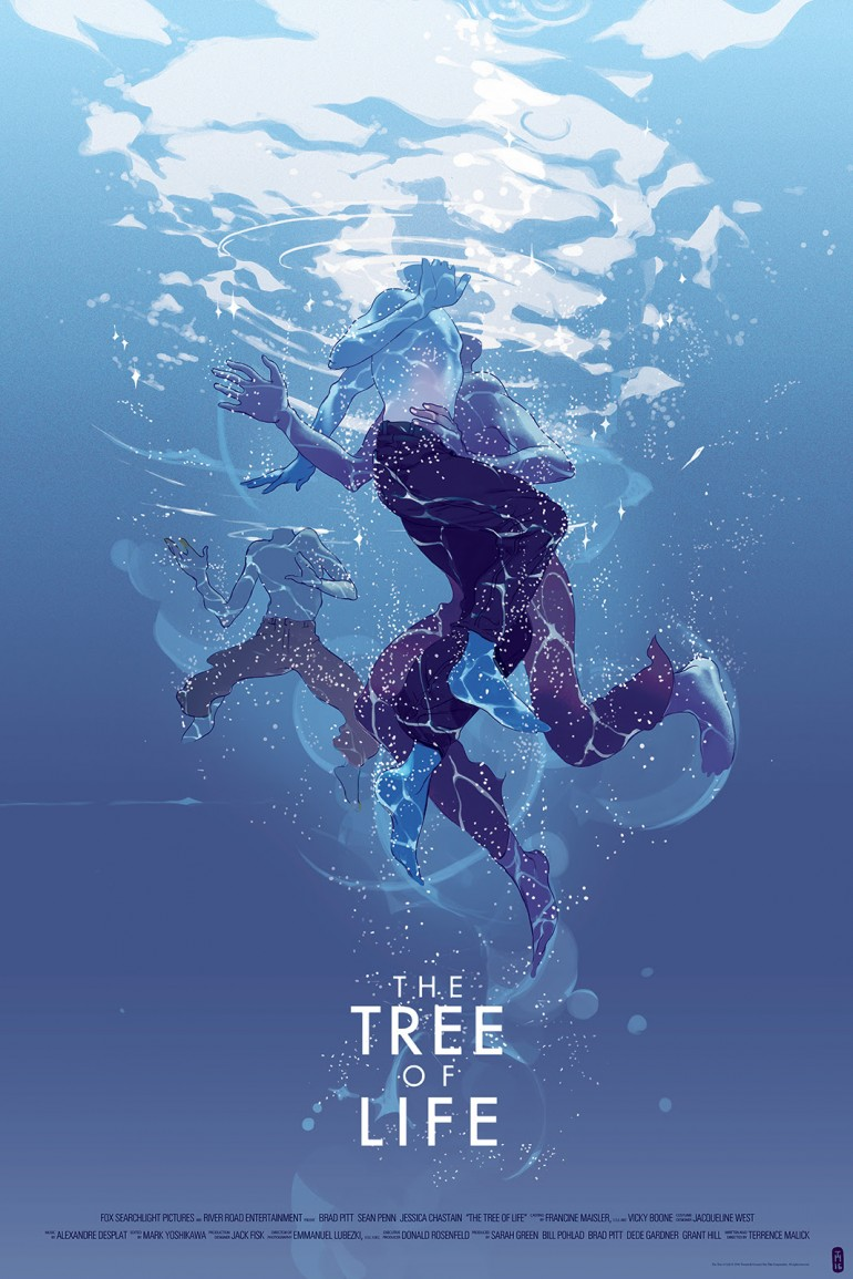The Tree of Life by Tomer Hanuka (Variant)