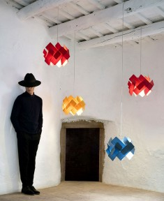 LZF's Handmade Wood Lamps