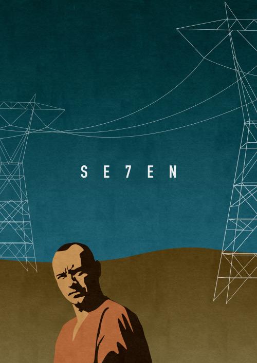 Se7en by Oliver Shilling