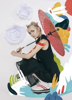 Harper`s Bazaar Art Indonesia Magazine