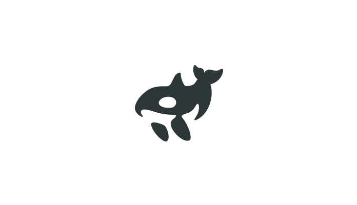 Negative Space Animal Logos by Bodea Daniel
