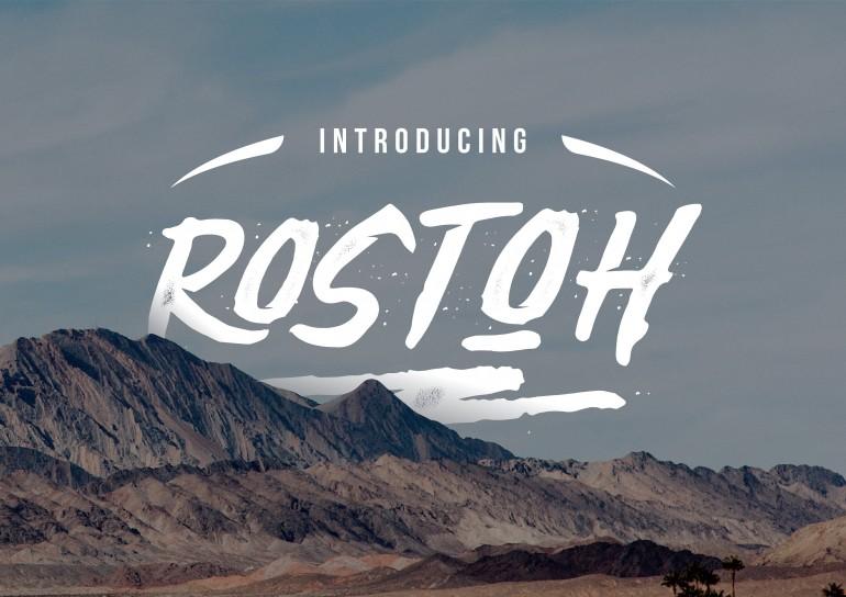Rostoh