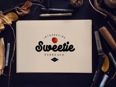 Sweetie Typeface