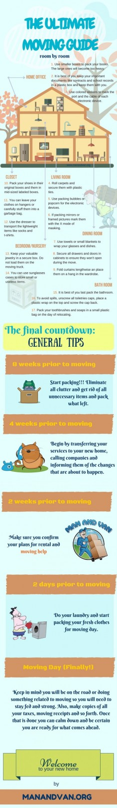 Sometimes it is hard to plan everything for a smooth and successful relocation. But there are a  ...