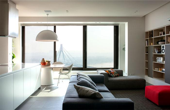 Apartment by Rina Lovko Studio