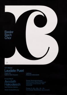 Basler Bach Chor by Hofmann, Armin