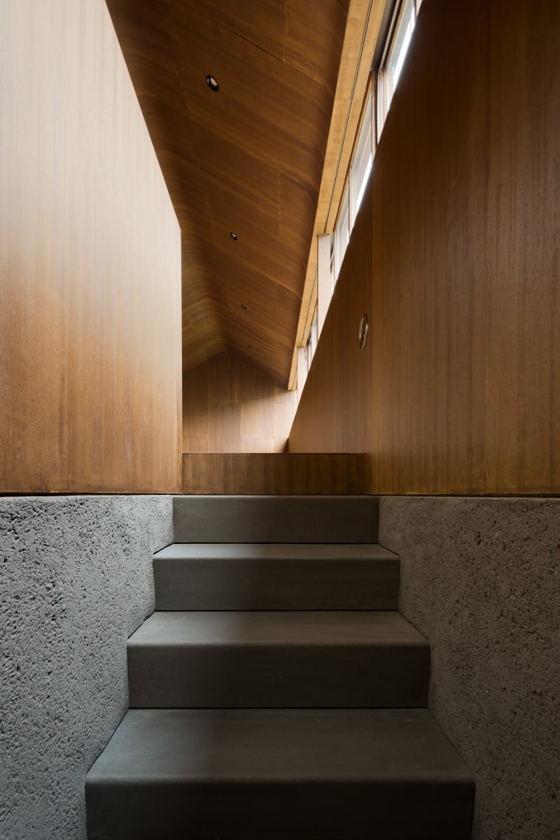 DGT Dorell Ghotmeh Tane / Architects, Takumi Ota · Oiso House