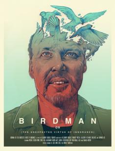Birdman by Joel Amat Güell
