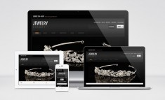 Jewelry : Free Jigoshop WordPress Theme