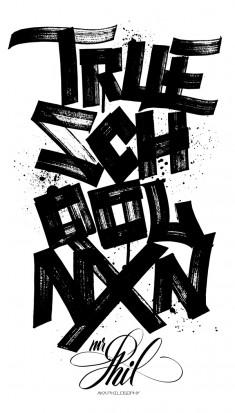 """""""Niente per Nessuno"""" Mr Phil album logo & t-shirts"""