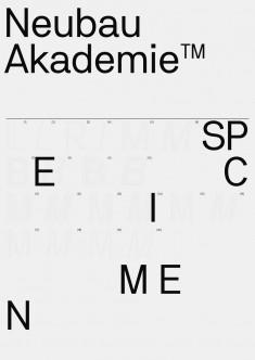 Specimen / Typeface