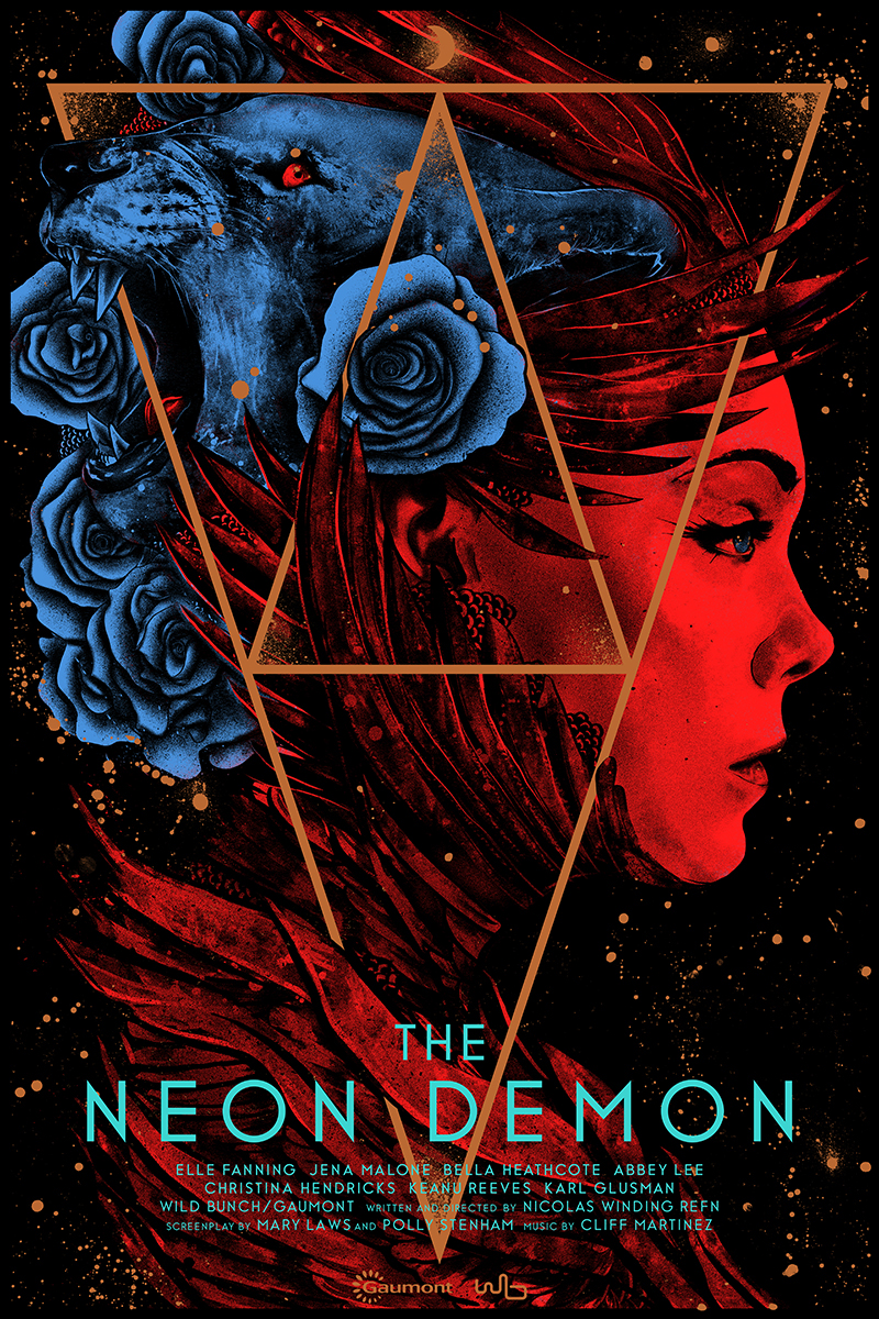 THE NEON DEMON​​​​​​​