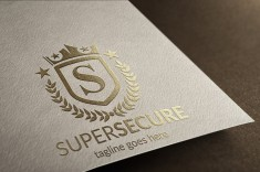Super Secure Logo