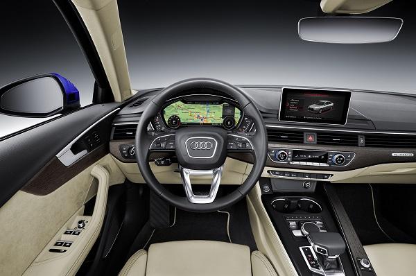 Interior Design Car