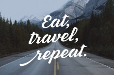 Eat, Travel, Repeat
