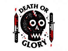 Death or Glory by timgough