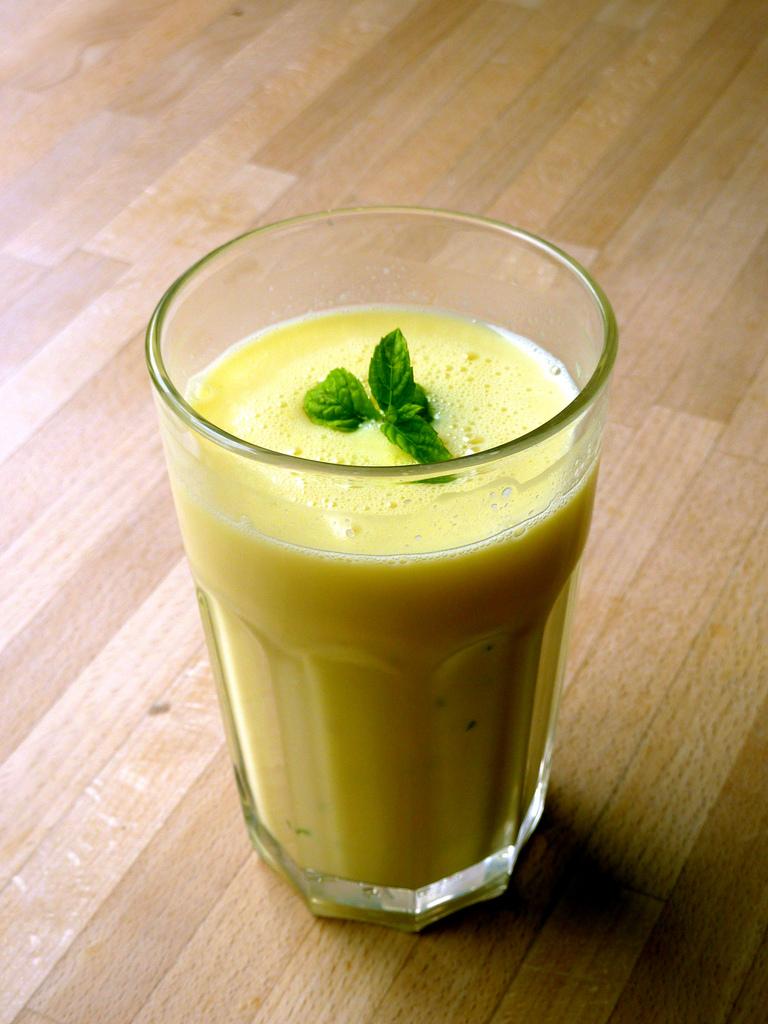 Creative Mango Tea