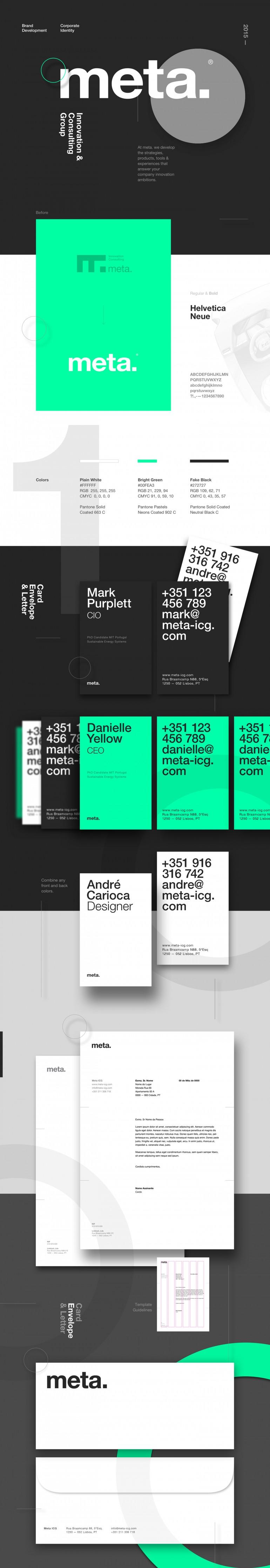 Meta — Visual Identity