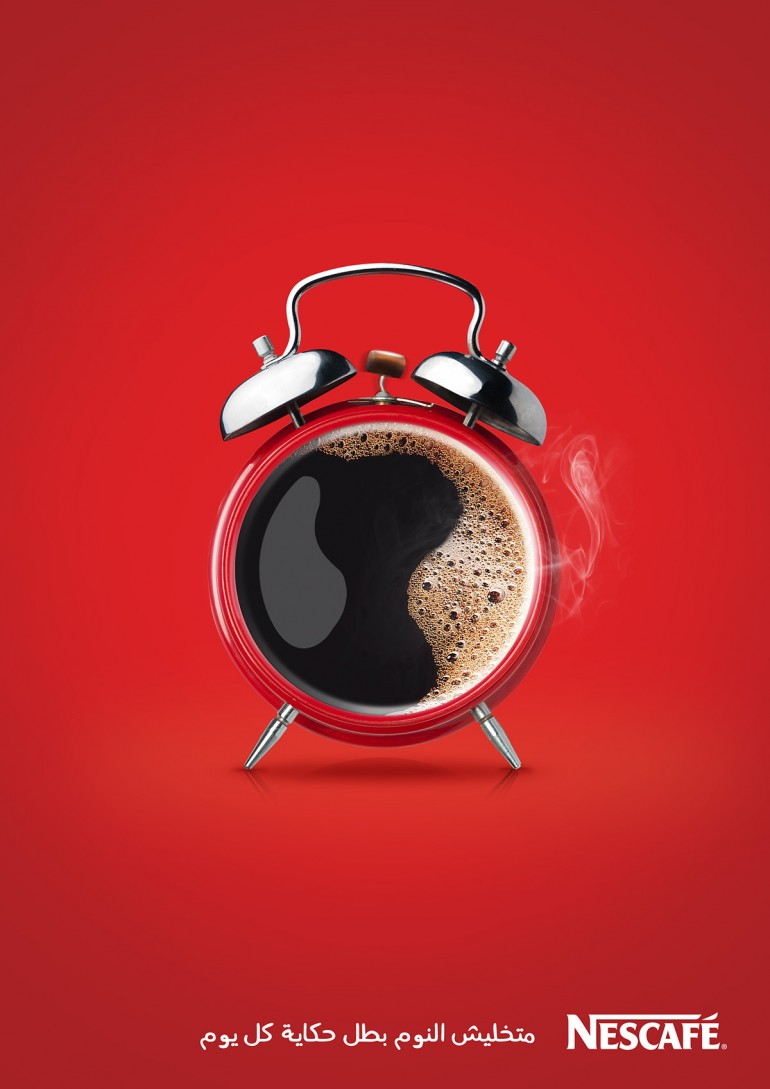 Nescafe Ads