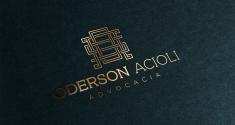 Projeto de Identidade visual desenvolvido para Oderson Acioli – Advocacia