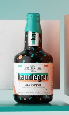 Haudegen Beer by Constantin Bolimond