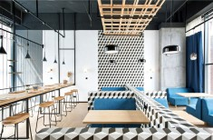 Restaurant Space by Zones Design