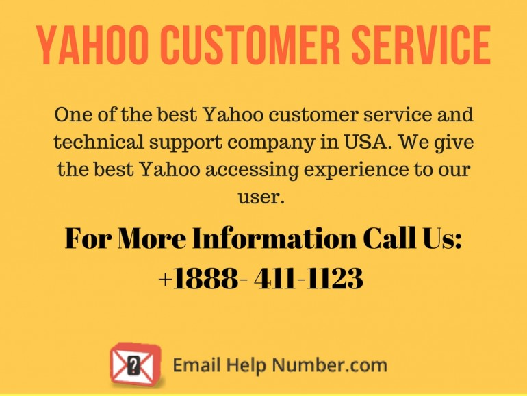 We are third party yahoo customer service provider that give you simply can use for the solution ...