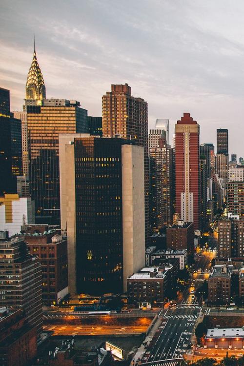 New York  by Denn-Ice