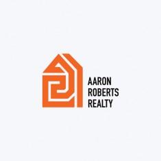 Aaron Roberts Realty Logo Design