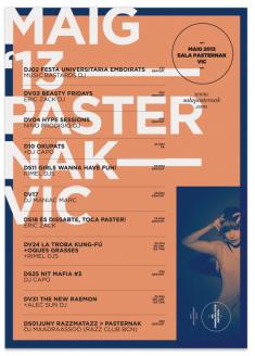 Poster Pasternak