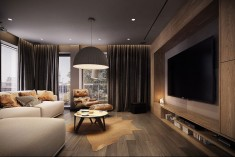 Modern living room – Modern apartment n°1 – img02