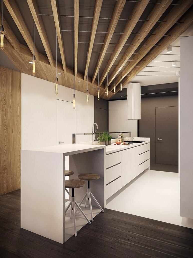 Modern kitchen – Modern apartment n°1 – img04