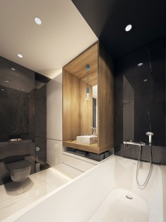 Modern bathroom – Modern apartment n°1 – img09