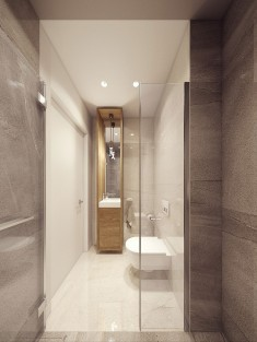 Modern bathroom – Modern apartment n°1 – img10