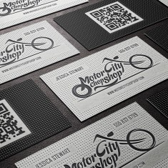 Motor City Business Card Design