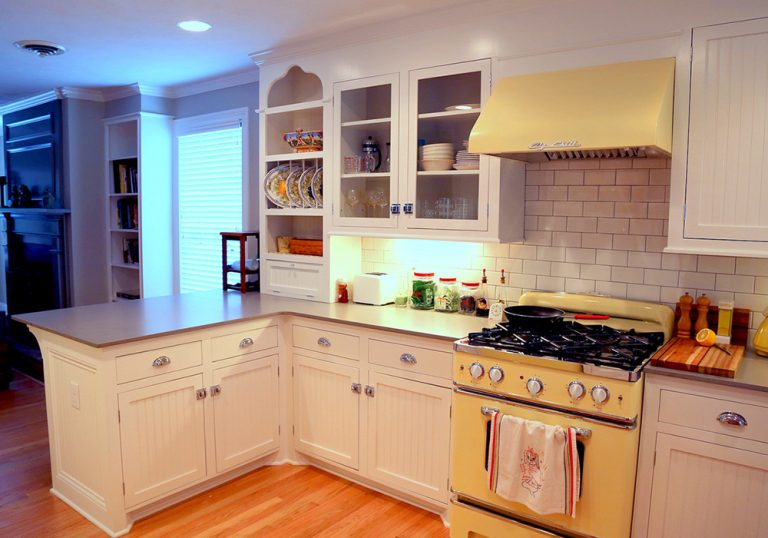 Beautiful Pastel Kitchens