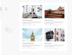 Alvar – Minimal and Modern Portfolio