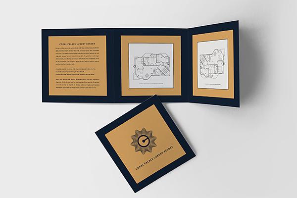 3-Panel Brochure Design