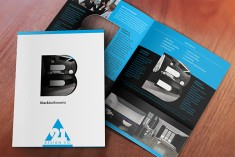 21 Design Company Brochure Design