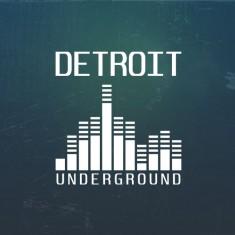 Detroit Underground Logo Design