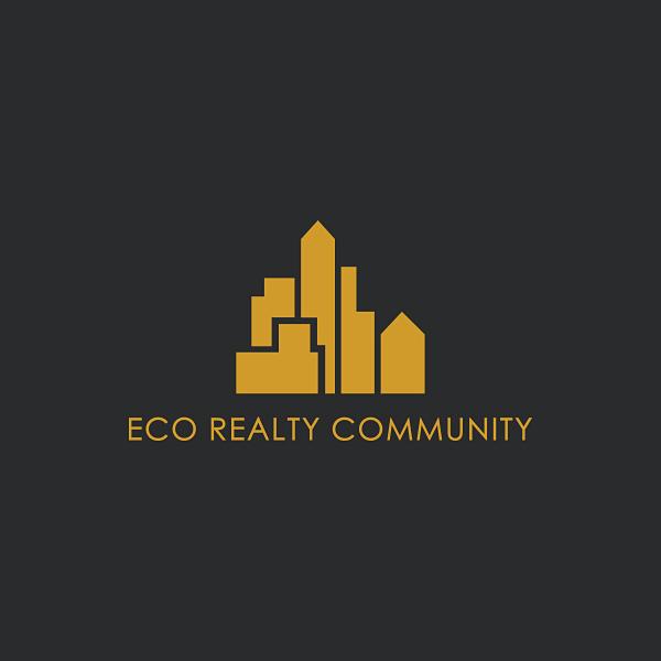 Eco Realty Community Logo Design